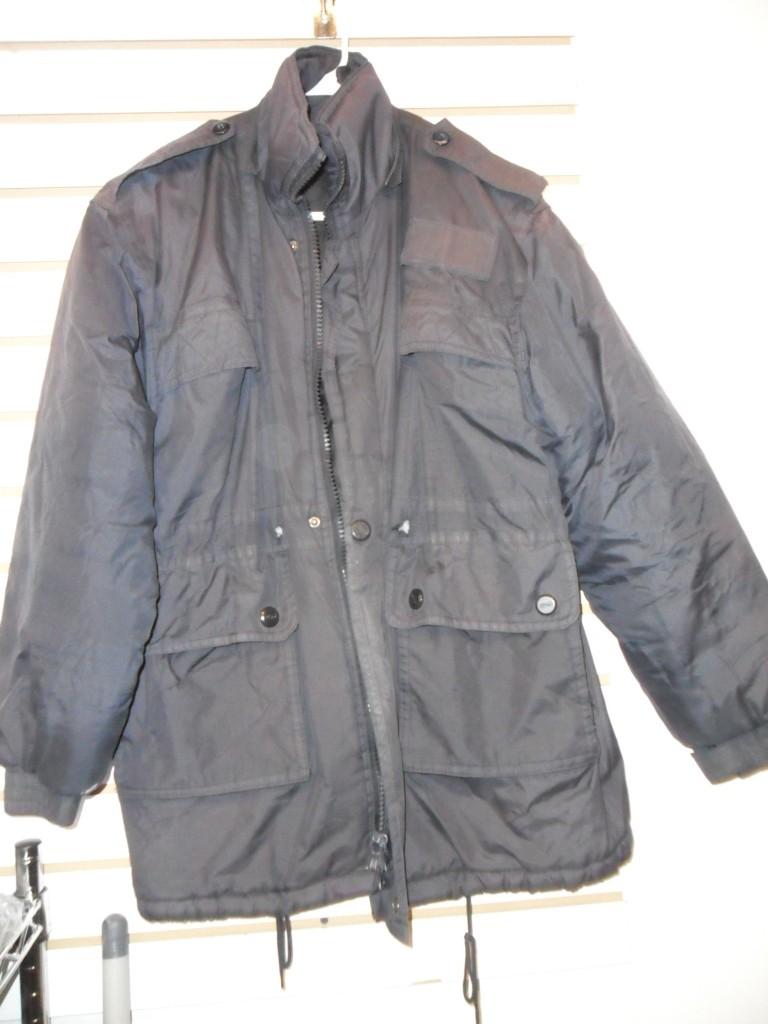Afghan Police Jacket Sam_8212
