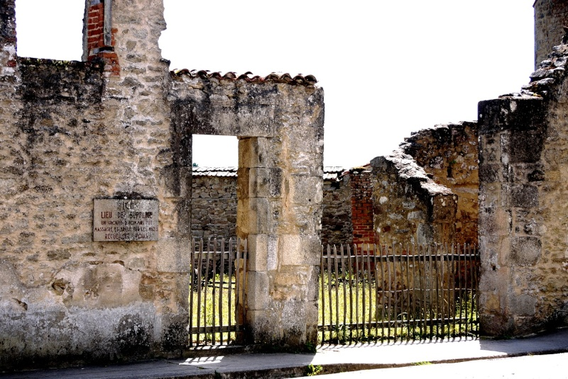 Oradour-sur-Glane P1190837