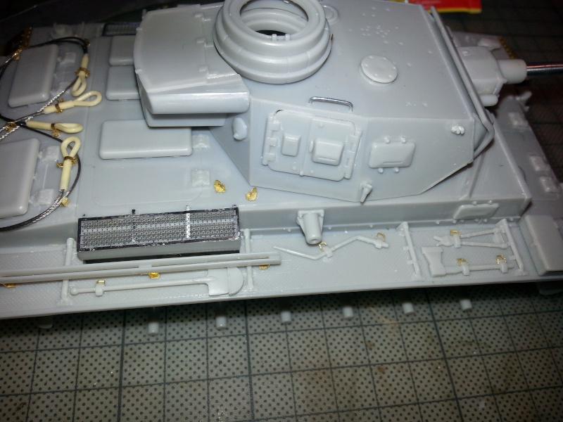 Revell's Pzkw III ausf J  20140711