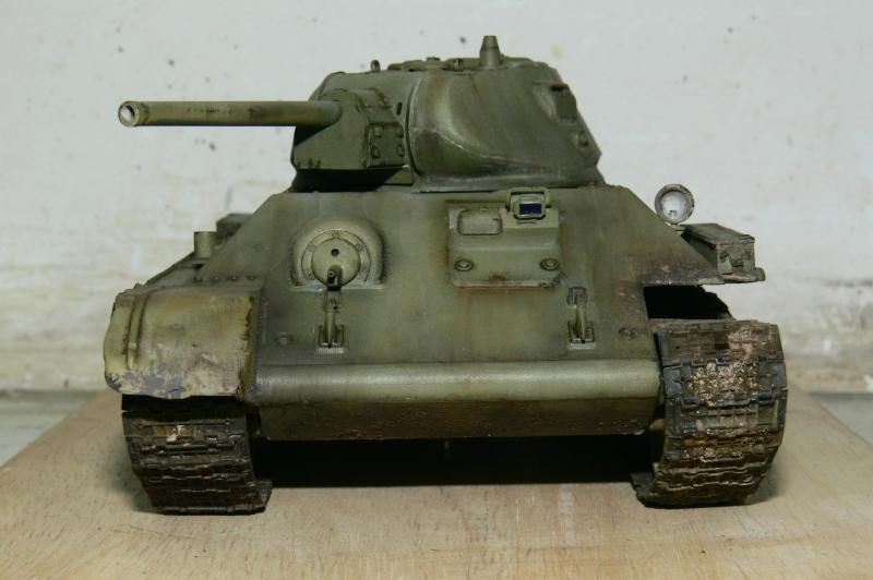 T-34 1942 production version - Page 2 P1140627