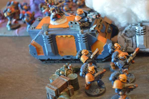 2014.08.20 - Ultramarines contre Tau - 2000 pts 0213