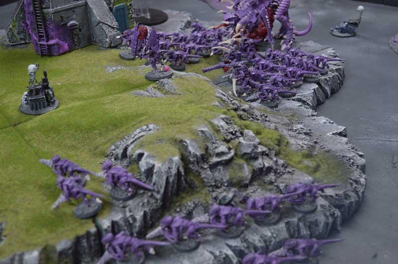 2014.10.09 - Crimson Fists contre Tyranide - 500 pts 0319