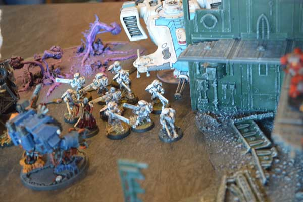 2014.08.20 - Ultramarines contre Tau - 2000 pts 0411