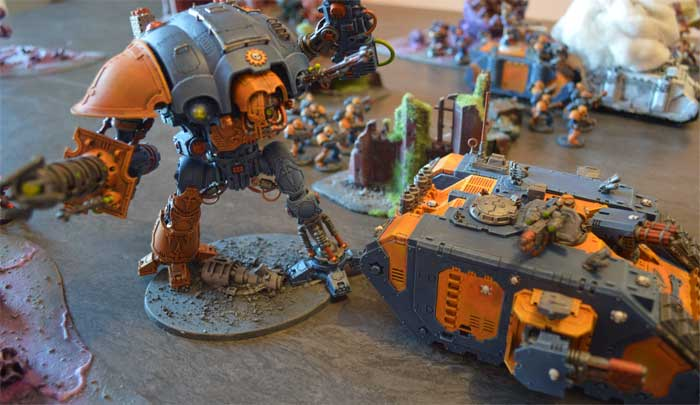 2014.08.20 - Ultramarines contre Tau - 2000 pts 0511