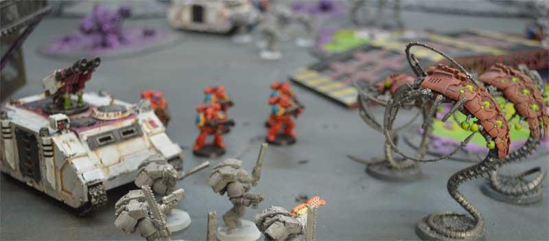 2014.08.28 -  Crimson Fists contre Nécrons - 2000 pts 0513