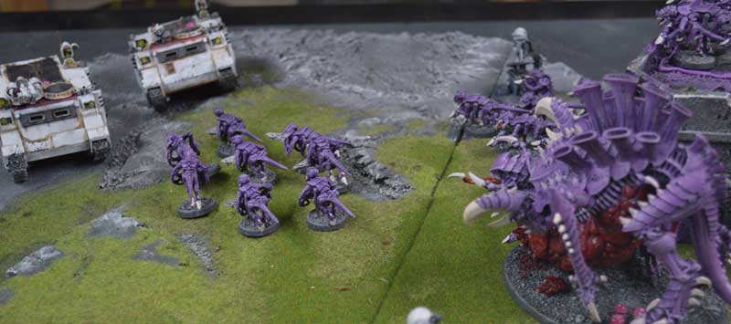 2014.10.09 - Crimson Fists contre Tyranide - 500 pts 0518