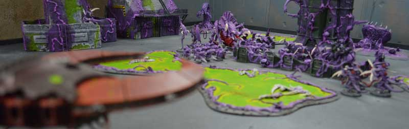 2014.09.29 -  Tyranide contre Nécrons - 5500 pts 5810