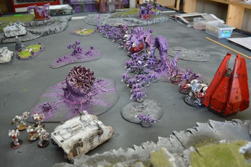 2014.06.16 - Crimson Fists contre Tyranides - 1000 pts Dsc_0213