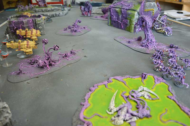 2014.07.03 - Tyranides contre Tau - 1000 pts Dsc_0219
