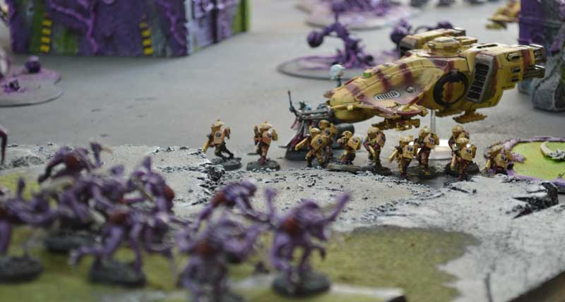 2014.07.03 - Tyranides contre Tau - 1000 pts Dsc_0220
