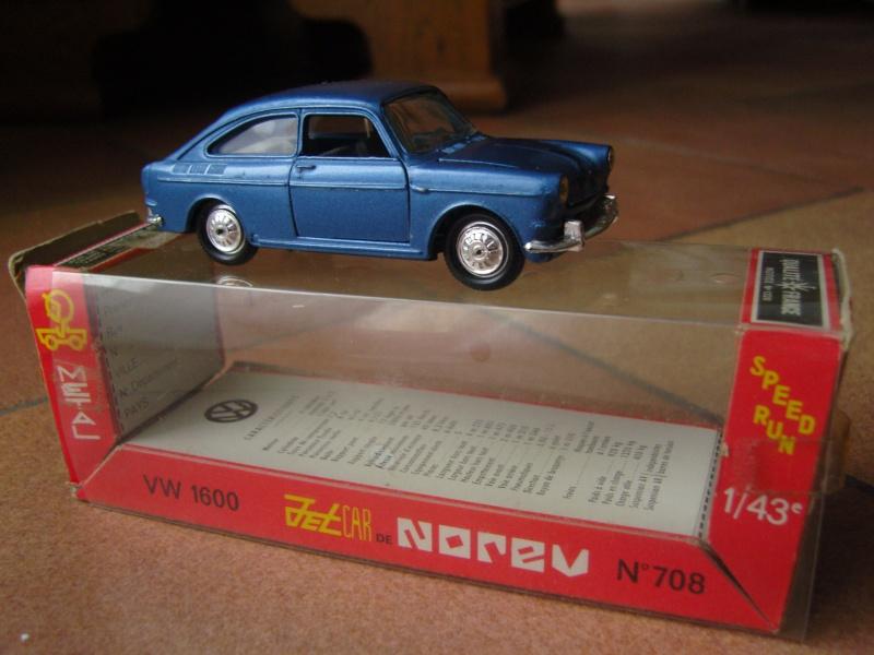VW 1500/1600 NOREV Jet Car Snc17316