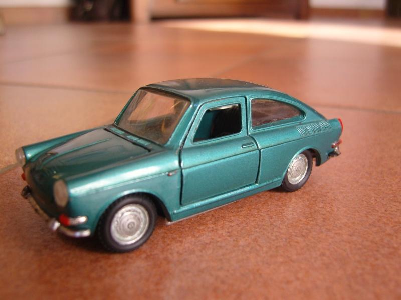 VW Cox et Type 3 POLITOYS Snc17322