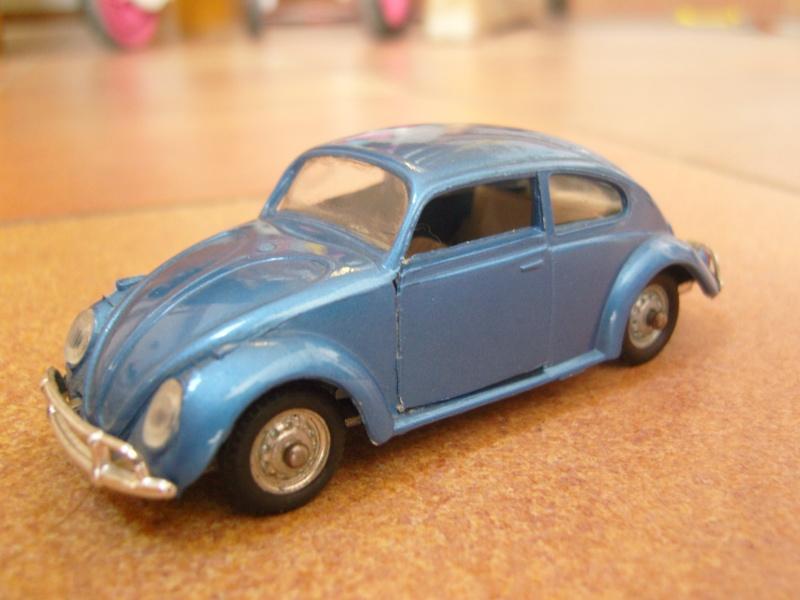 VW Cox et Type 3 POLITOYS Snc17324