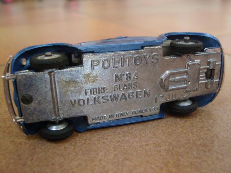 VW Cox et Type 3 POLITOYS Snc17325