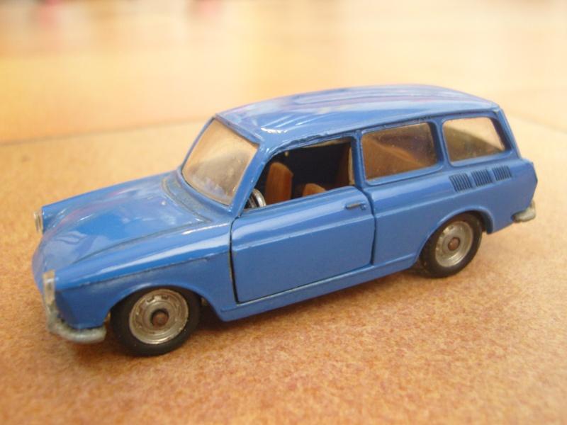 VW Cox et Type 3 POLITOYS Snc17327