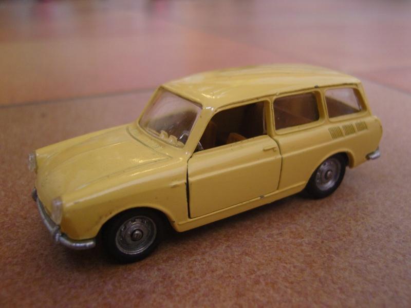 VW Cox et Type 3 POLITOYS Snc17328