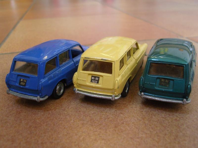 VW Cox et Type 3 POLITOYS Snc17329