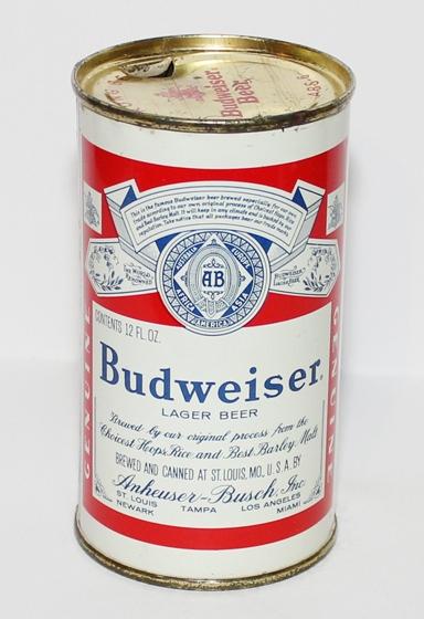 presentation de budweiser Bud11