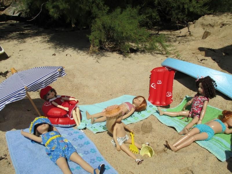 les vacances de mes LD, Kish, Boneka et Millie  Img_0120