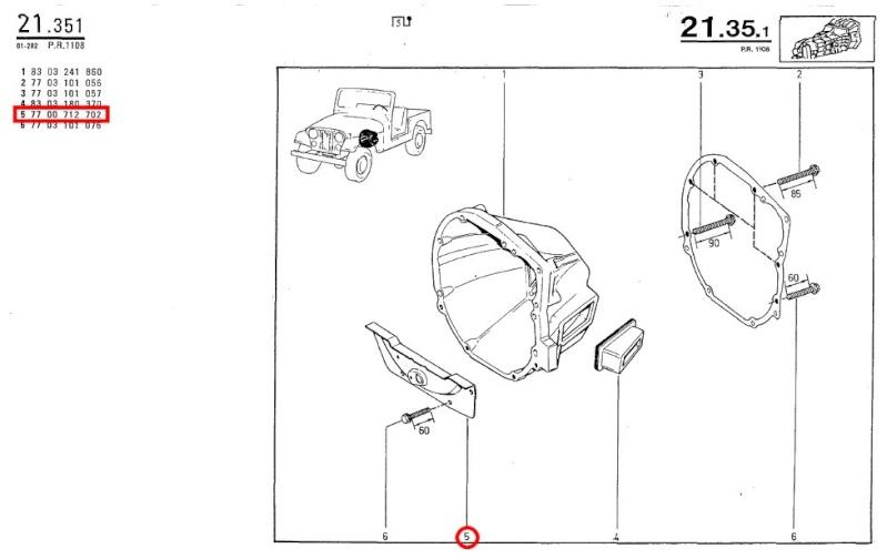 Swap 2.1 D vers 2.1 TD sur CJ7 - Page 2 Tole10