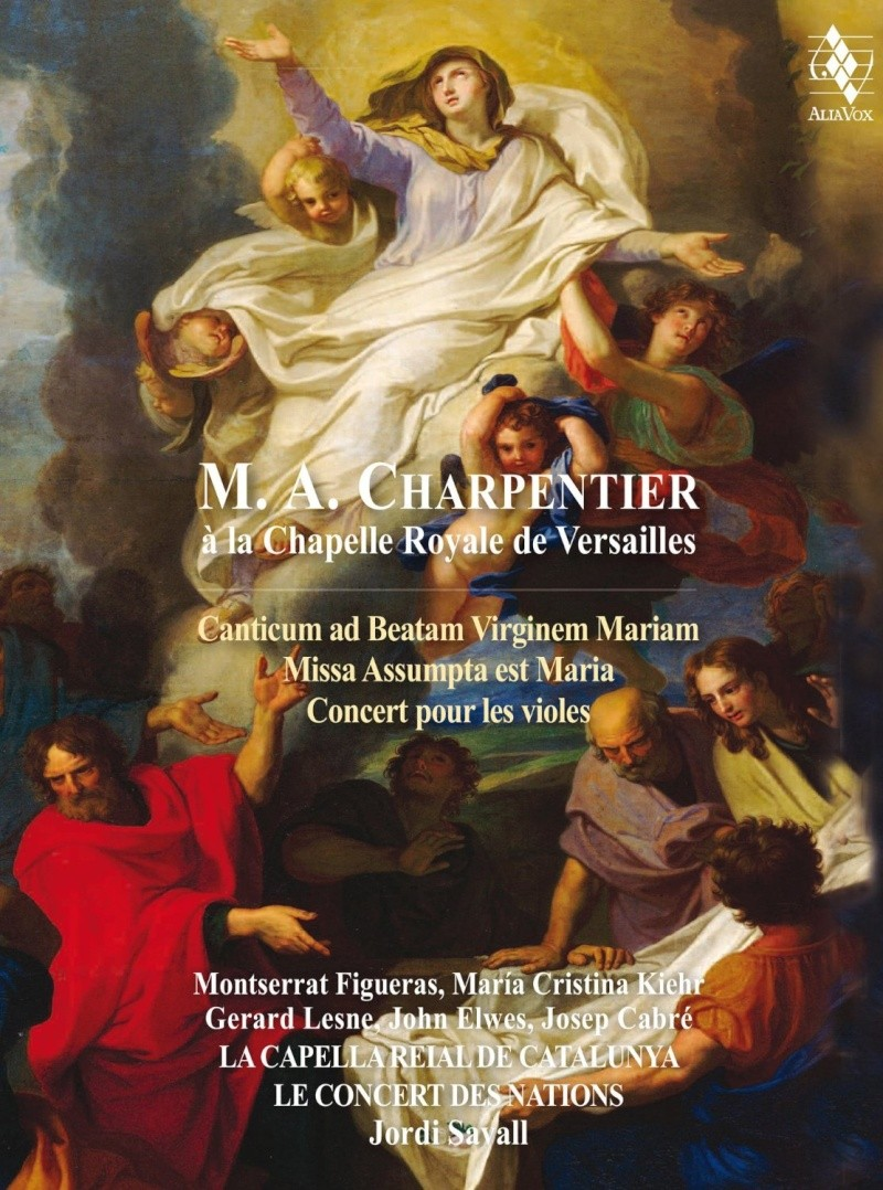 Marc-Antoine Charpentier : discographie 91gocb10