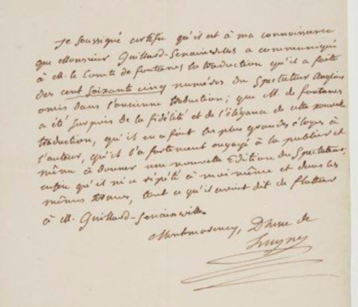 Lettres d'une dame inconnue, à Calonne - Page 5 Luynes10