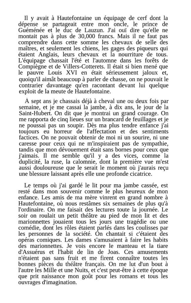 Lettres du fameux correspondant mystère, à Georgiana de Devonshire Nouvel27