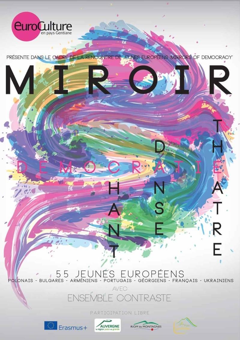 """Rencontres Euroculture 2014 : """"Miroir""""  Affich10"""