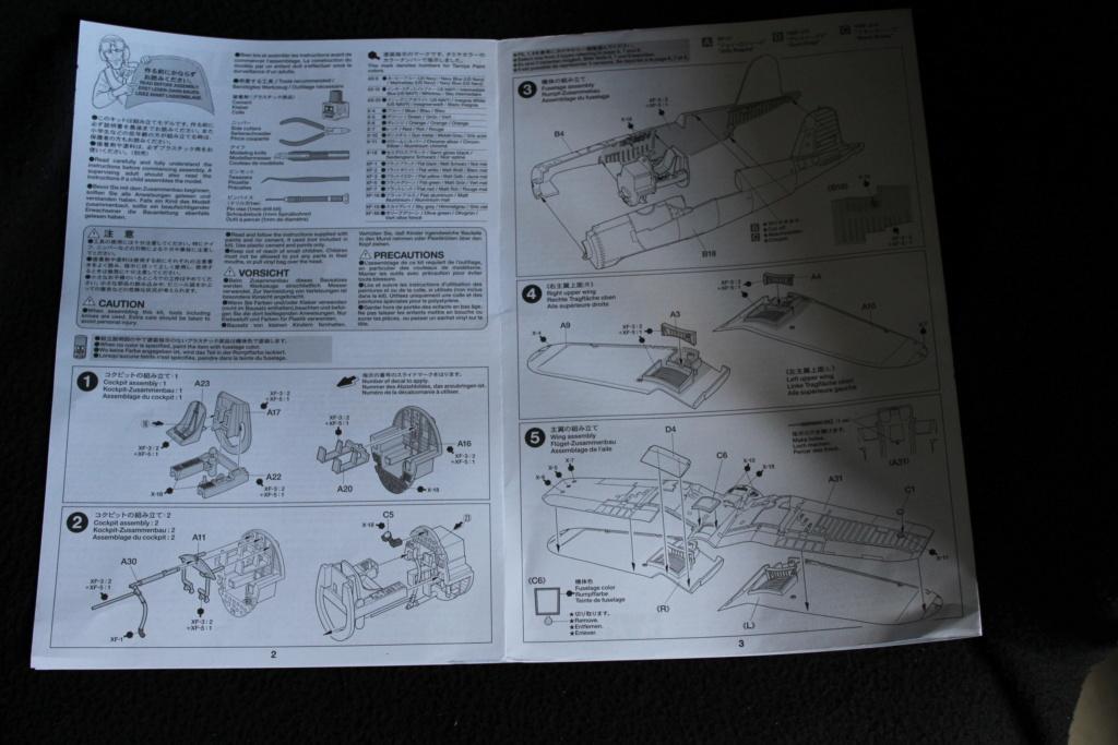 [Tamiya] F4U-1A corsair FINI Cimg_011