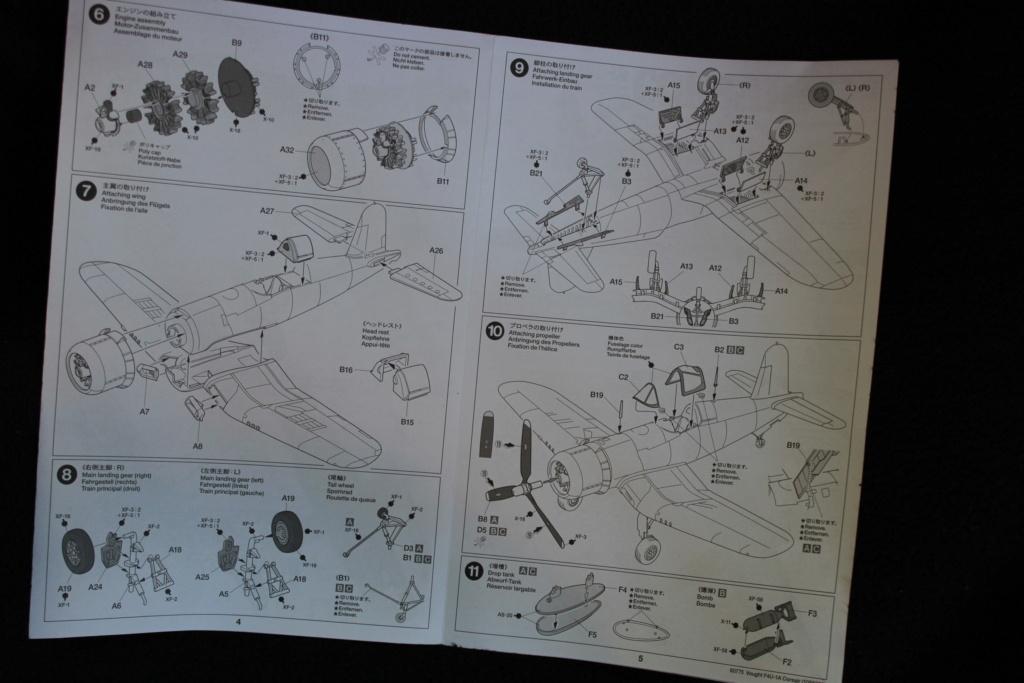 [Tamiya] F4U-1A corsair FINI Cimg_013
