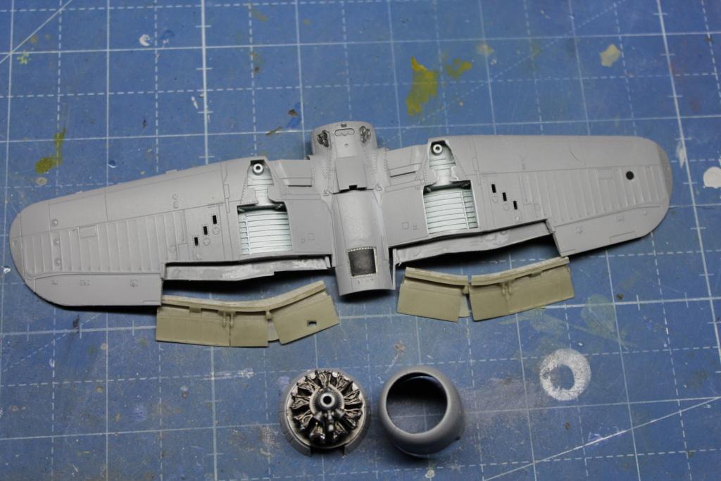 [Tamiya] F4U-1A corsair FINI Cimg_021