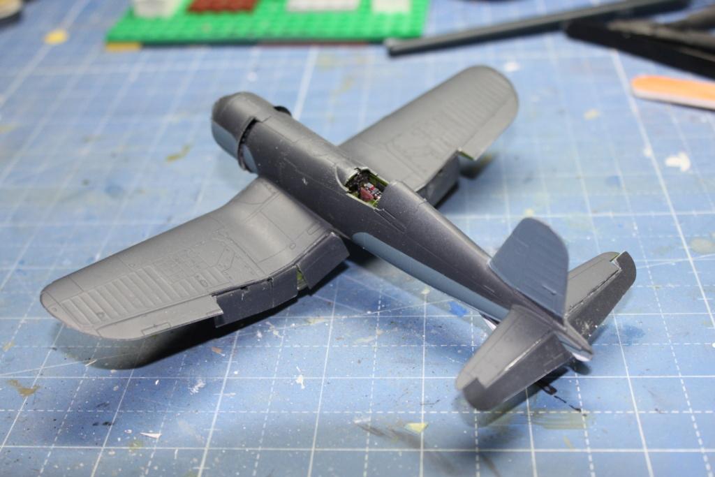 [Tamiya] F4U-1A corsair FINI Cimg_035
