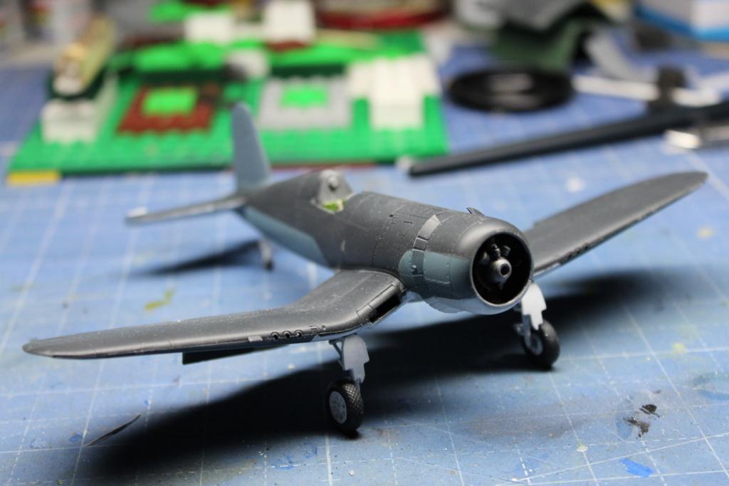 [Tamiya] F4U-1A corsair FINI Cimg_036