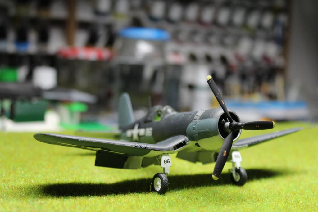 [Tamiya] F4U-1A corsair FINI - Page 2 Cimg_038