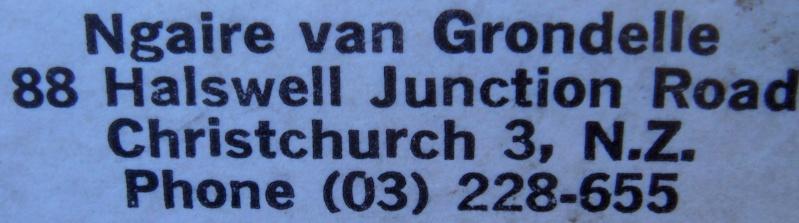 Ngaire van Grondelle Dsc01812