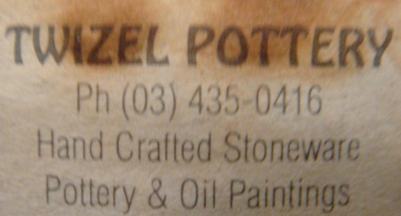 Twizel Pottery Dsc01918