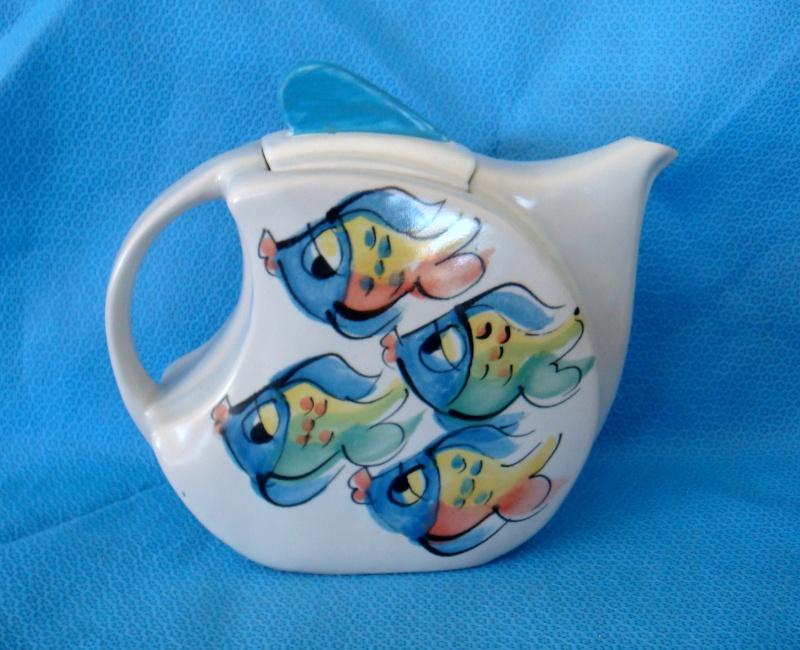 Christine Purdom - Fish Teapot Dsc02216