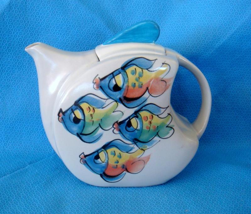 Christine Purdom - Fish Teapot Dsc02217