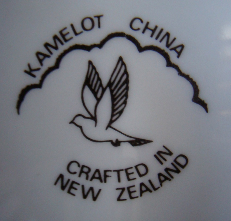 Kamelot China Crafted in New Zealand Dsc02814