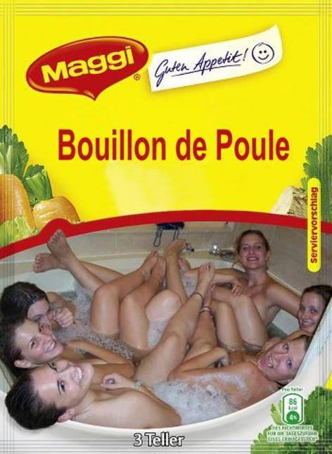 canicule une idée pour souper Bouill10