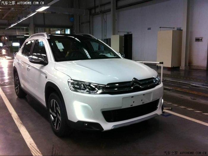 2014 - [Citroën] C3-XR (Chine) - Page 10 C3xr110