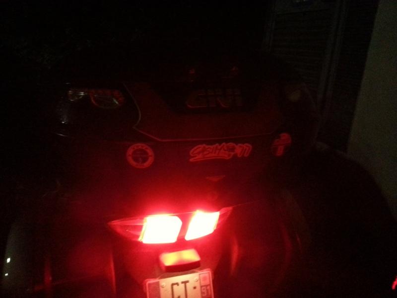 CR ampoule Led Cree feux arrière  20141040