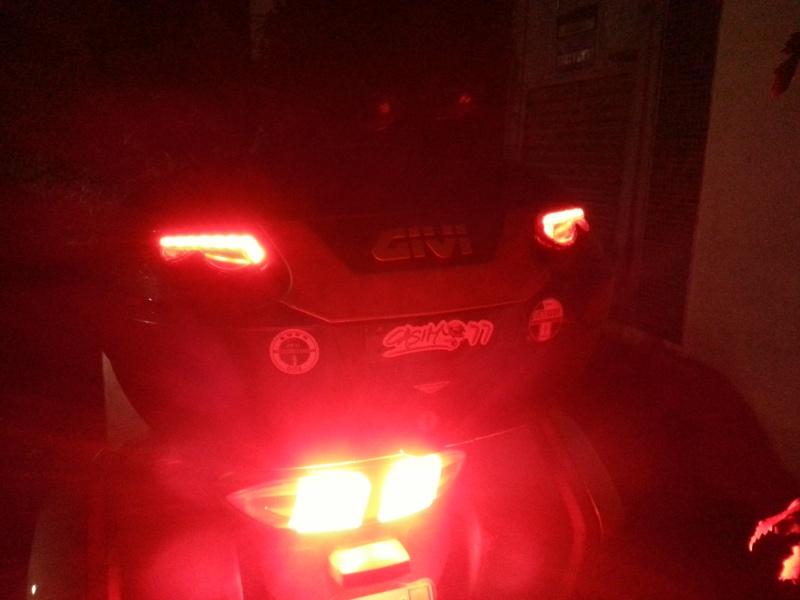 CR ampoule Led Cree feux arrière  20141041