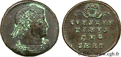 Constantin I,   anépigraphe, retouchée? 23685210
