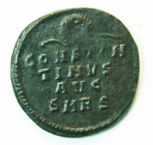 Constantin I,   anépigraphe, retouchée? 84-210