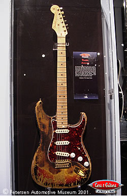 Ses guitares Hendri10