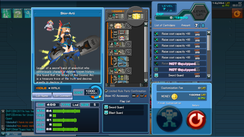what you get from thanks gara and unit 5 ticket gara - Page 5 Screen52