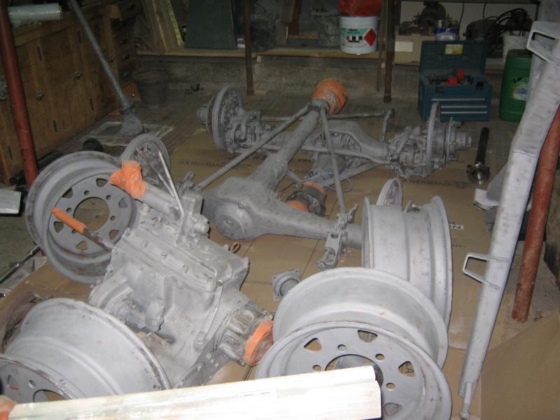 restauration de l'unimog 411 112 Img_2025