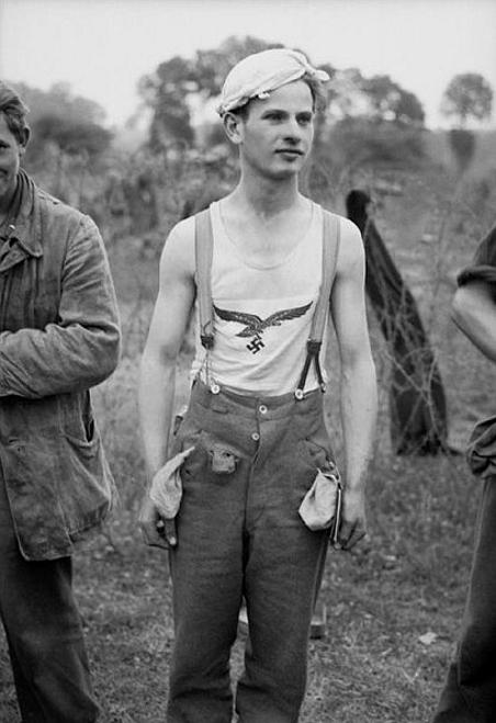 Prisonniers de la Luftwaffe 115