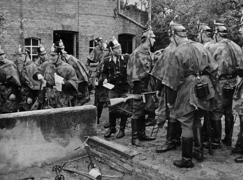 L'influence du camouflage allemand ww2, de nos jours. 195310